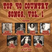 Top 40 Country Songs, Volume 1 (3-CD)