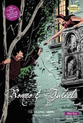 Romeo and Juliet: the Graphic Novel: Plain Text