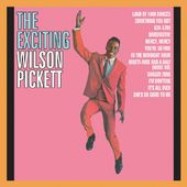 Exciting Wilson Pickett