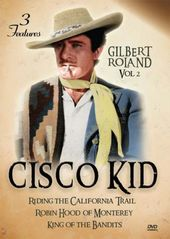 Cisco Kid, Volume 2 (Riding the California Trail
