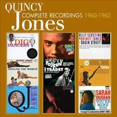 Complete Recordings: 1960-1962 (4-CD)