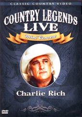 Charlie Rich - Country Legends Live: Mini Concert