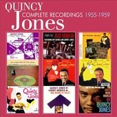 Complete Recordings: 1955-1959 (4-CD)
