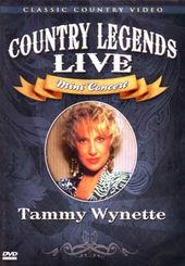 Tammy Wynette - Country Legends Live: Mini Concert
