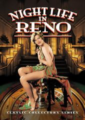 "Night Life In Reno - 11"" x 17"" Poster"