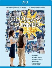 (500) Days of Summer (Blu-ray, Includes Digital