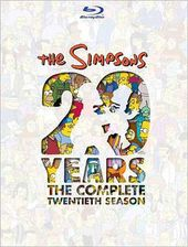 The Simpsons - Complete Season 20 (Blu-ray)