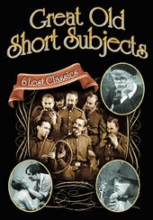 "Great Old Short Subjects - 11"" x 17"" Poster"