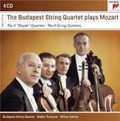 6 Haydn Quartets & 6 String Quartets