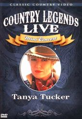 Tanya Tucker - Country Legends Live: Mini Concert