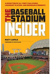 Baseball - The Baseball Stadium Insider: A