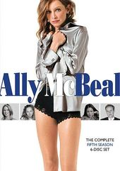 Ally McBeal - Complete 5th Season (6-DVD)