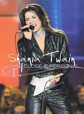 Shania Twain - Up Close and Personal