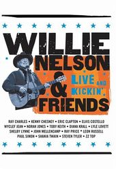 Willie Nelson - Willie Nelson And Friends - Live