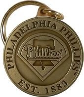 Baseball - Philadelphia Phillies - Bronze Key