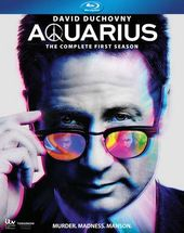 Aquarius - Complete 1st Season (Blu-ray)