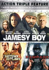 Action Triple Feature (Jamesy Boy / The Baytown