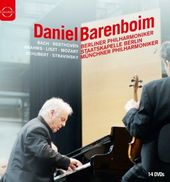 Daniel Barenboim Box Set (14-DVD)
