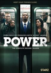 Power - Complete 2nd Season (3-DVD)