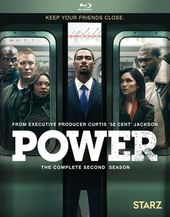 Power - Complete 2nd Season (Blu-ray)
