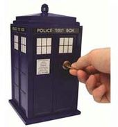 Doctor Who - TARDIS - Safe