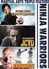 Ninja Warriors - Kung Fu Master / JCVD / Knockout