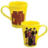 The Beatles - Yellow Submarine: 14 oz. Scultped