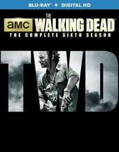 The Walking Dead - Complete 6th Season (Blu-ray)