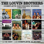 Complete Recorded Works 1952-62 (6-CD)