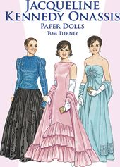 Jacqueline Kennedy Onassis - Paper Dolls