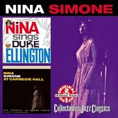 Sings Duke Ellington / At Carnegie Hall