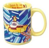 The Beatles - Yellow Submarine: 14 oz. Ceramic Mug