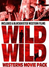Wild Wild Westerns Movie Pack: 6-Film Collection