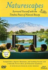 Naturescapes (DVD+CD)