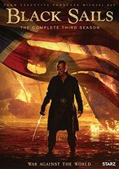 Black Sails - Complete 3rd Season (3-DVD)