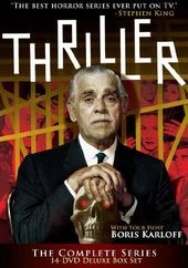 Thriller - Complete Series (14-DVD)