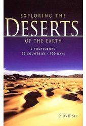 Exploring the Deserts of the Earth (2-DVD)