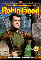 Adventures of Robin Hood - Volume 22