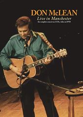 Live in Manchester (DVD + 2-CD)