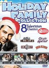 Holiday Family Collection - 8 Television Classics