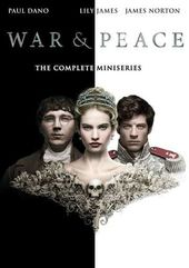 War & Peace - Complete Mini-Series (2-DVD)