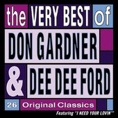 Very Best of Don Gardner & Dee Dee Ford
