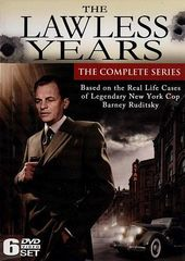 The Lawless Years - Complete Series (6-DVD)