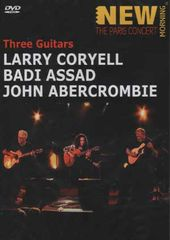 Three Guitars: Larry Coryell, Badi Assad, John