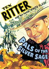 "Pals of the Silver Sage - 11"" x 17"" Poster"