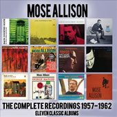 The Complete Recordings: 1957-1962 (5-CD)