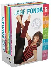 Jane Fonda's Workout Collection (5-DVD)