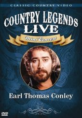 Earl Thomas Conley- Country Legends Live: Mini