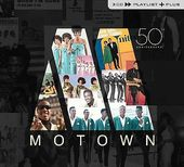 Motown 50th Anniversary: Playlist Plus (3-CD)