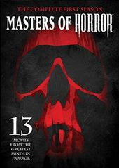 Masters of Horror - Season 1 (4-DVD)